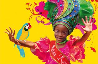 Caribisch kinderfeestje